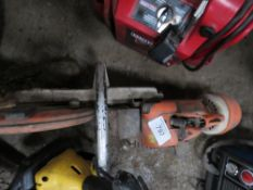 STIHL PETROL SAW AND STRIMMER FOR SPARES