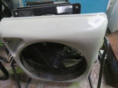 4 X SMALL SIZED AIR CIRCULATION FANS