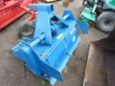 """WESSEX EF105 ROTORVATOR FOR COMPACT TRACTOR 3FT 6"""" WIDTH APPROX"""