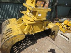 VTN 13 TONNE SELECTOR GRAB ON 65MM PINS