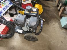 Petrol power washer 3100psi, little used