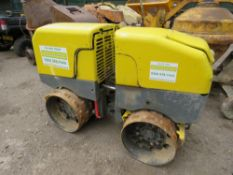 WACKER RTSC3 REMOTE CONTROL ROLLER, REMOTE IN OFFICE PN:1765FC when tested was seen to start, run