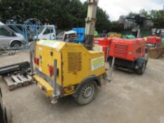 SMC TL90 tower light yr2006 PN: 5191FC when tested was seen run