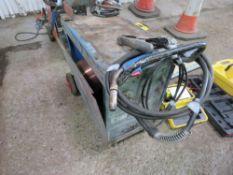 CLARKE SUPER MIG 195 240 VOLT MIG WELDER, EX COMPANY LIQUIDATION