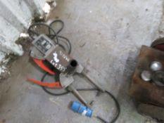 HANDHELD SPOT WELDING UNIT 240V POWER