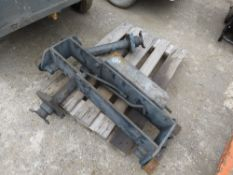 HEAVY DUTY COMMERCIAL PIT JACK TO SUIT 1M WIDE PIT APPROX