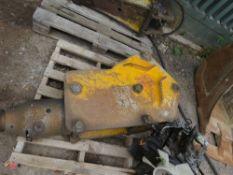 8tonne Excavator breaker