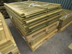 15X ASSORTED FENCE PANNELS