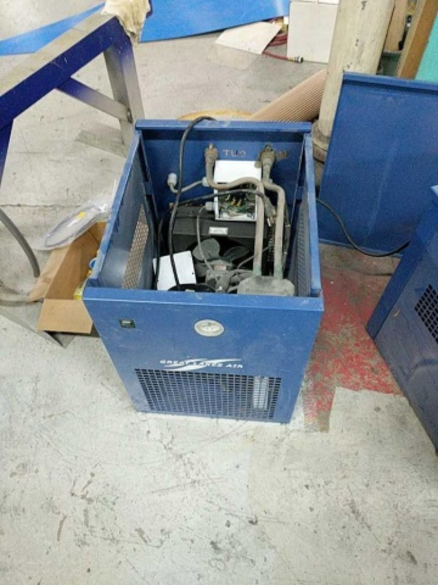 Great Lakes AIr Refrigerated Air Dryers