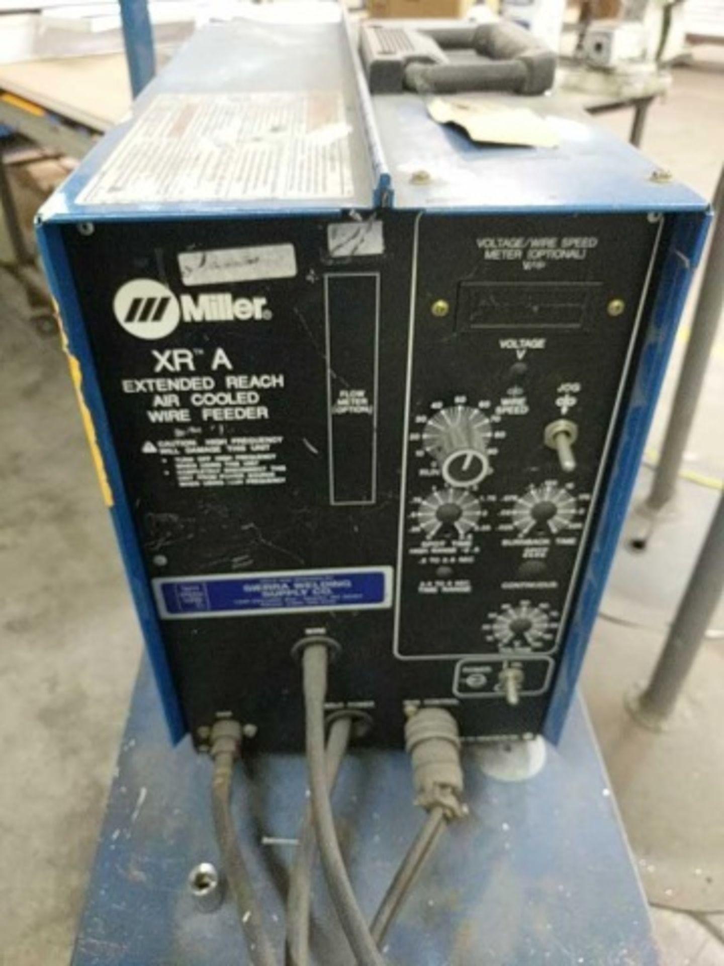 Lot 121 - Miller CP-200 Dc Arc Welder