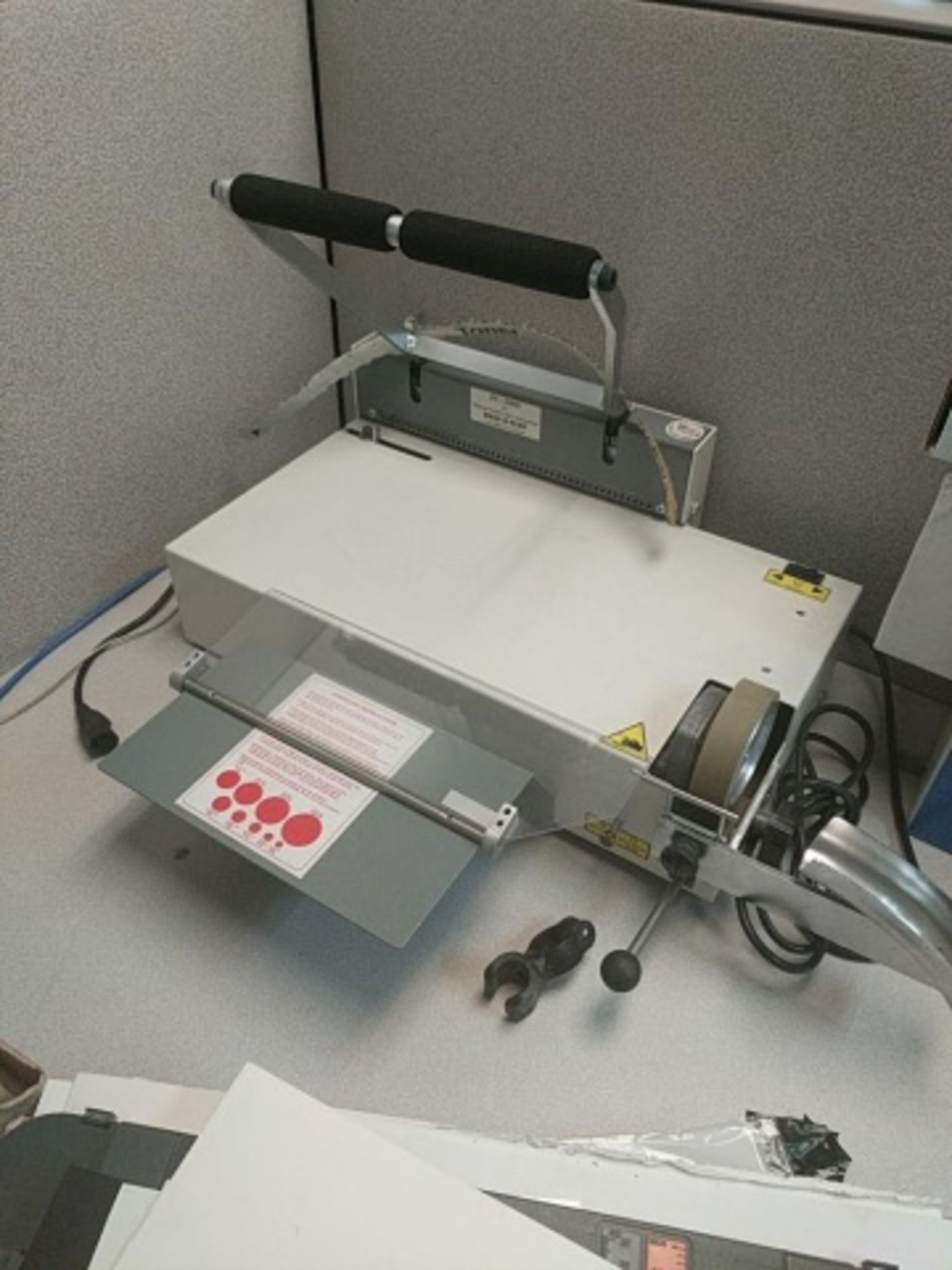 Lot 8 - Assorted Office Equipment