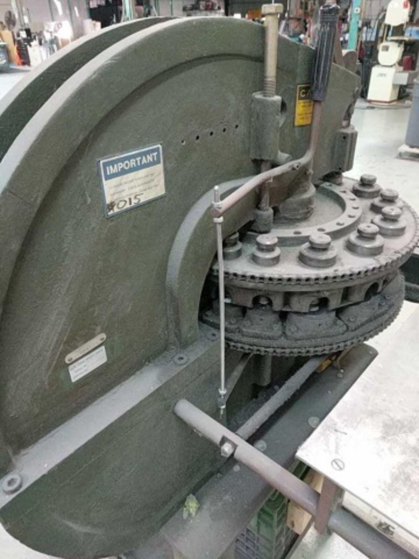 Hand Turret Punch - Image 4 of 6