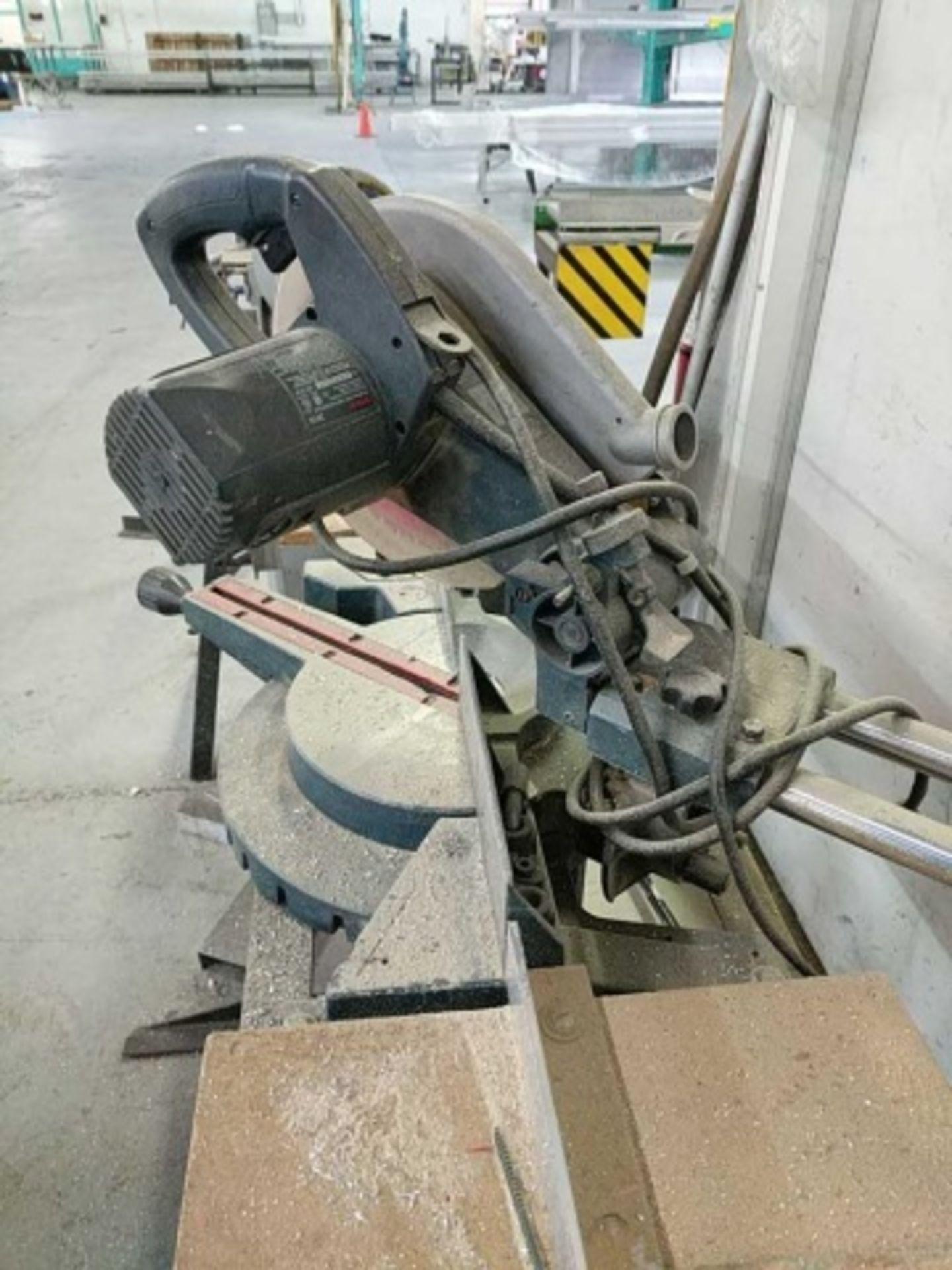 Bosch 3915 Miter Saw - Image 3 of 3