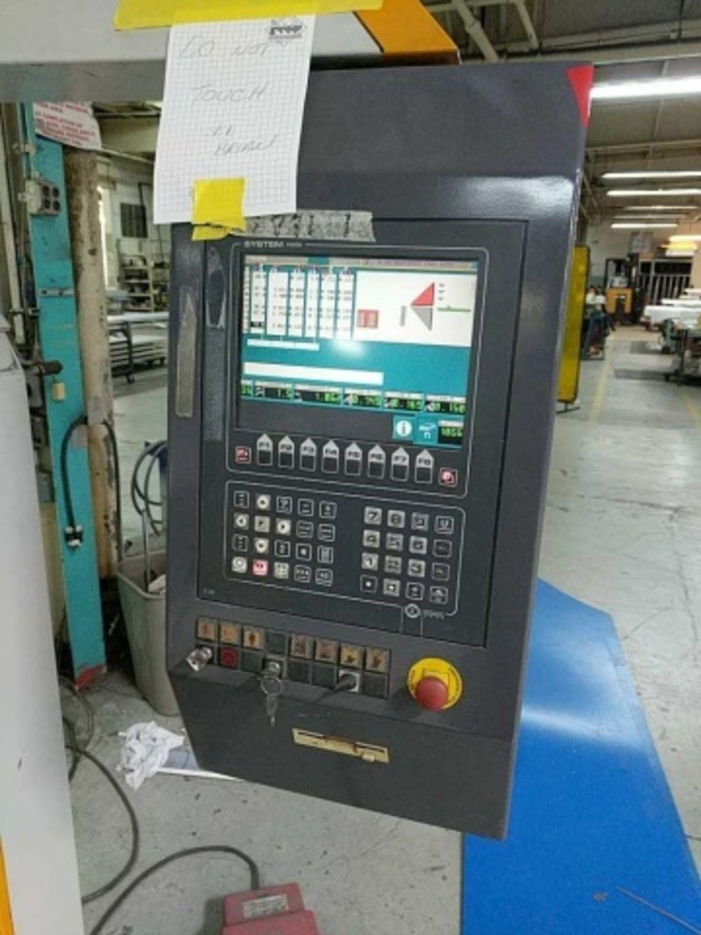 Lot 105 - Ras Flexibend 73.40 Cnc Metal Folding System