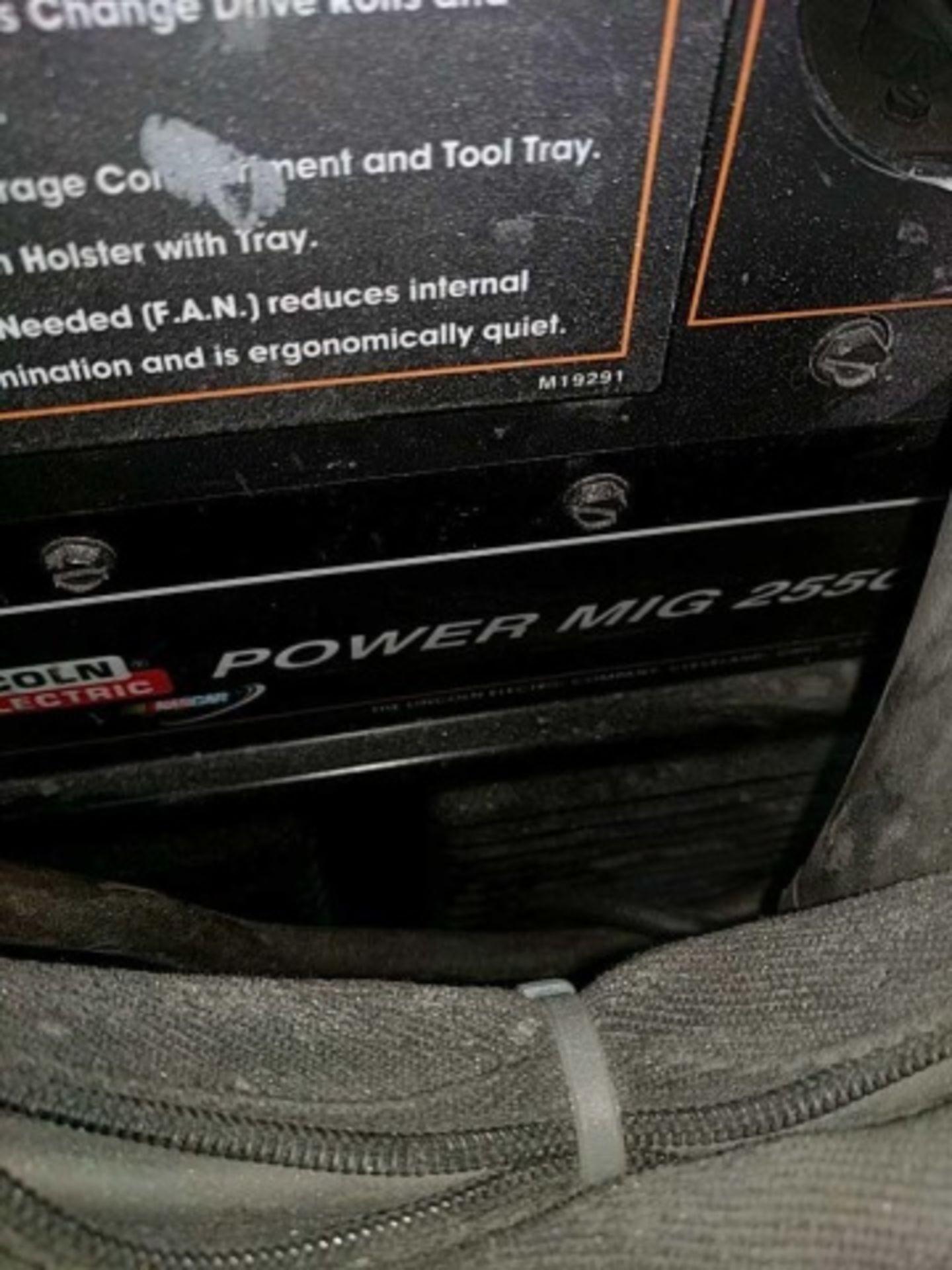 Lincoln Power Mig 255C Mig Welder - Image 2 of 4
