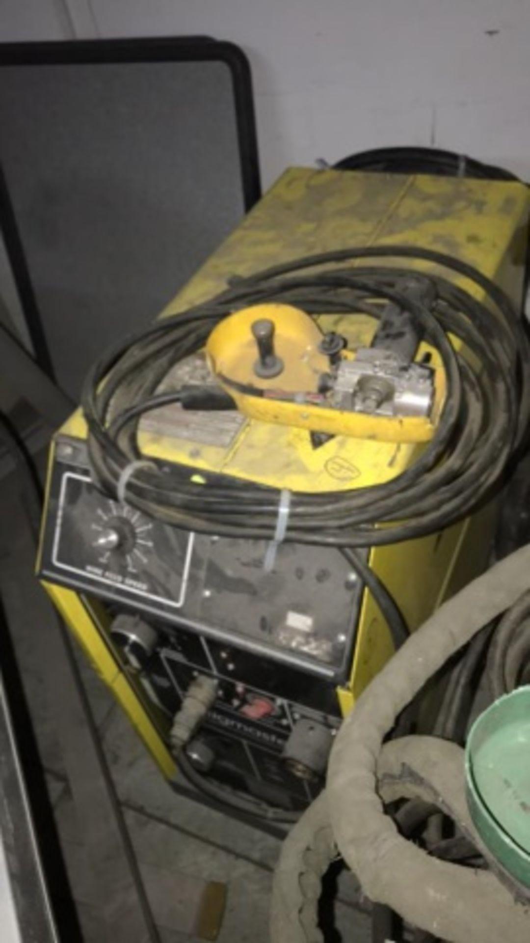 ESAB Migmaster 250 mig welder - Image 3 of 3
