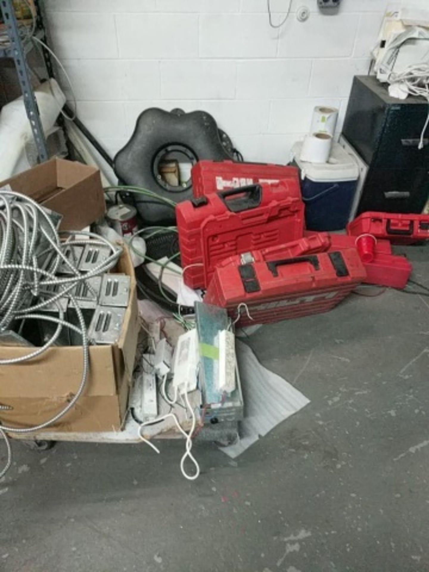 Lot 28 - Tool Storage Room