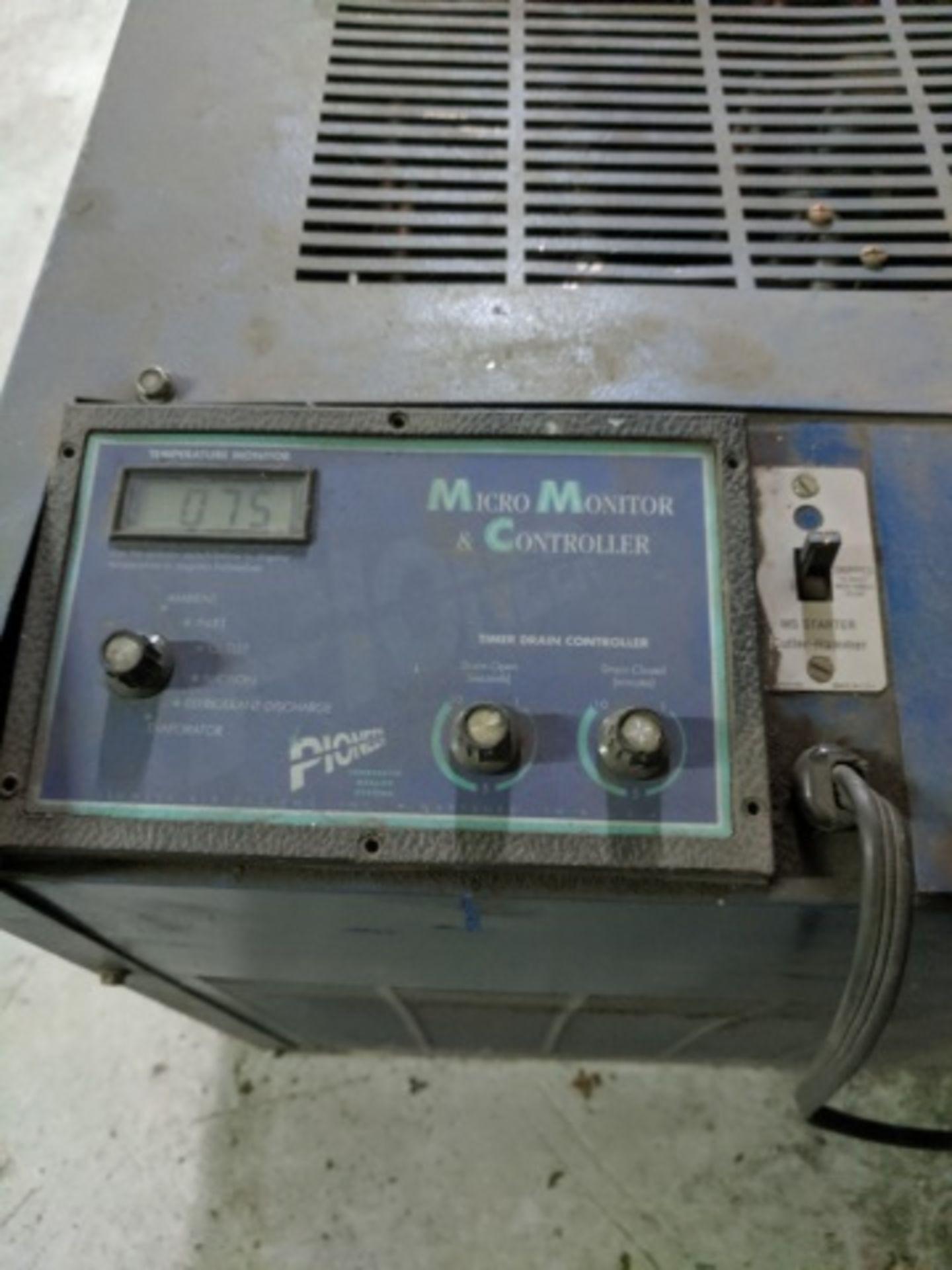 Industrial Air Machine C580 Air Compressor - Image 5 of 7