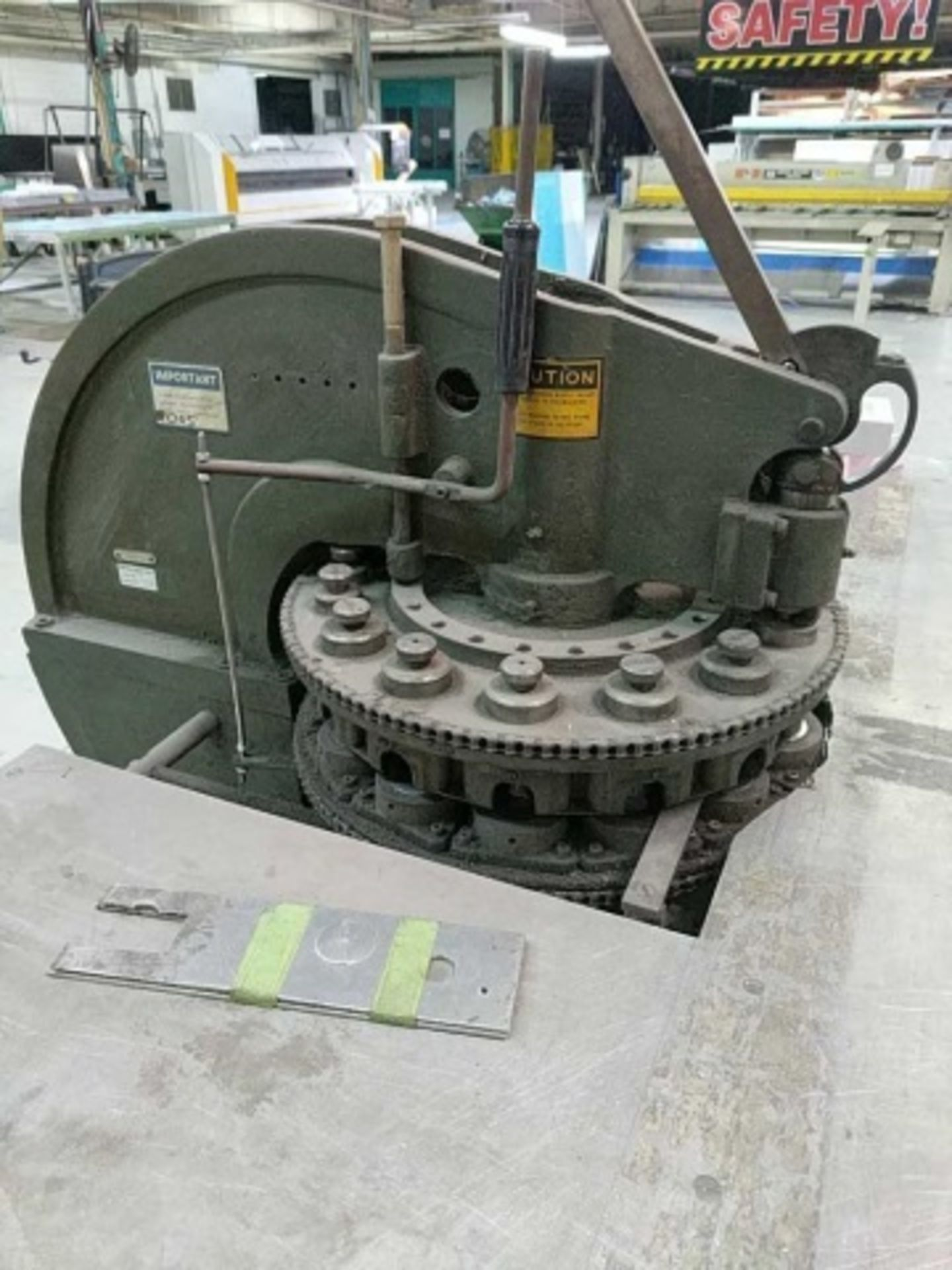 Hand Turret Punch - Image 3 of 6