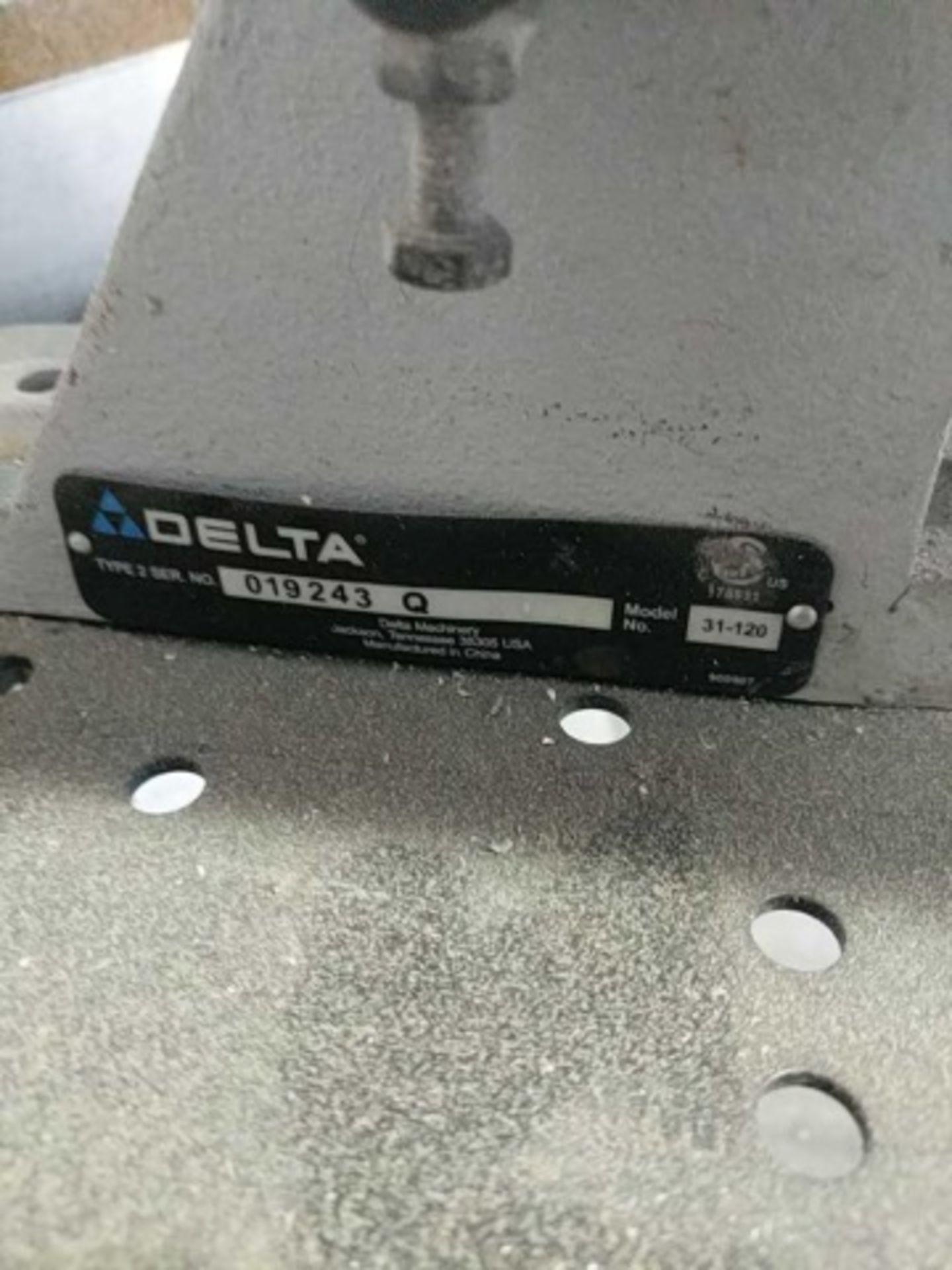 Delta 31-120 Disc Sander - Image 3 of 4