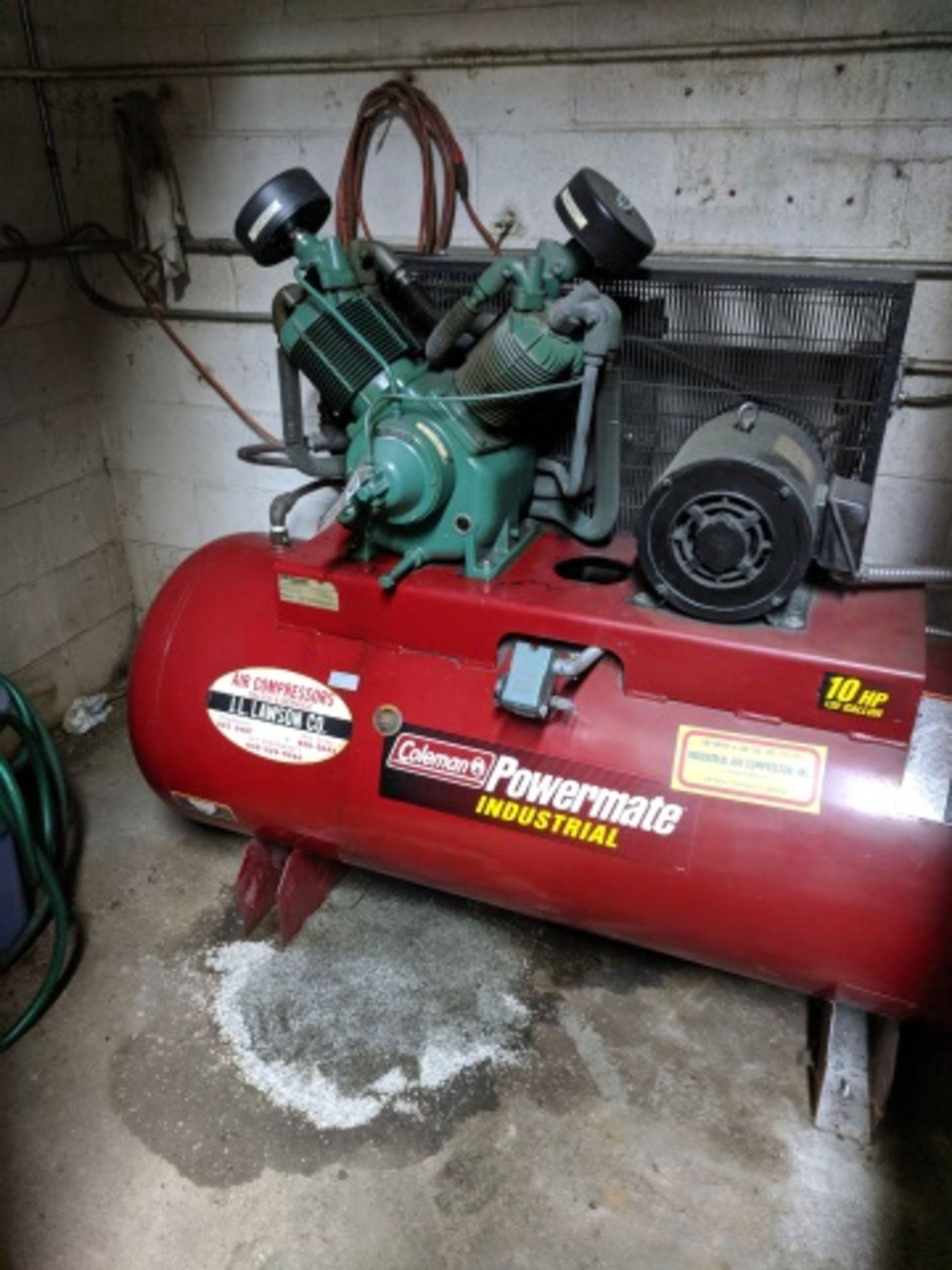 Coleman Powermate C10Z120H2C350 Air Compressor