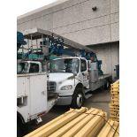 2010 Freightliner Business Class M2 S/A Bucket/Crane Truck