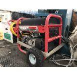 Husky 3650 Running Watts Portable Generator