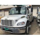 2011 Freightliner Business Class M2 S/A Bucket/Crane Truck,