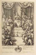 Václav Hollar (1607-1677) Francis Cleyn (1589-1658)<