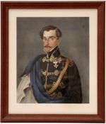 Portrait of an Officer of Hussars