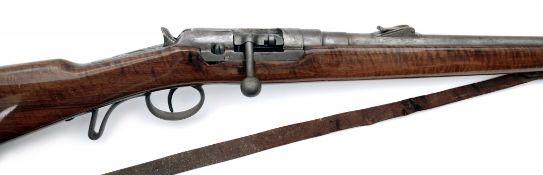 Frühwirth M 1872 Gendarmerie Repeating Rifle<