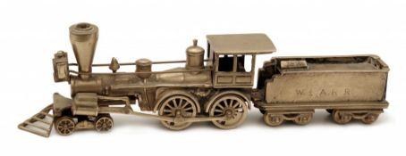 The General Locomotive & Tender