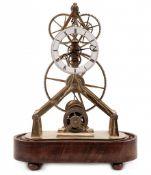 A Skeleton Clock