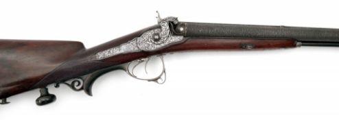 A Percussion Rifle, A. V. Lebeda