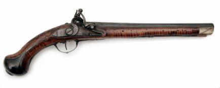 Long Flintlock Pistol