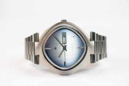 Zodiac SST 36000 Day DateAutomatik, Gehäuse Edelstahl, Durchmesser 42 mm, Original-Armband,