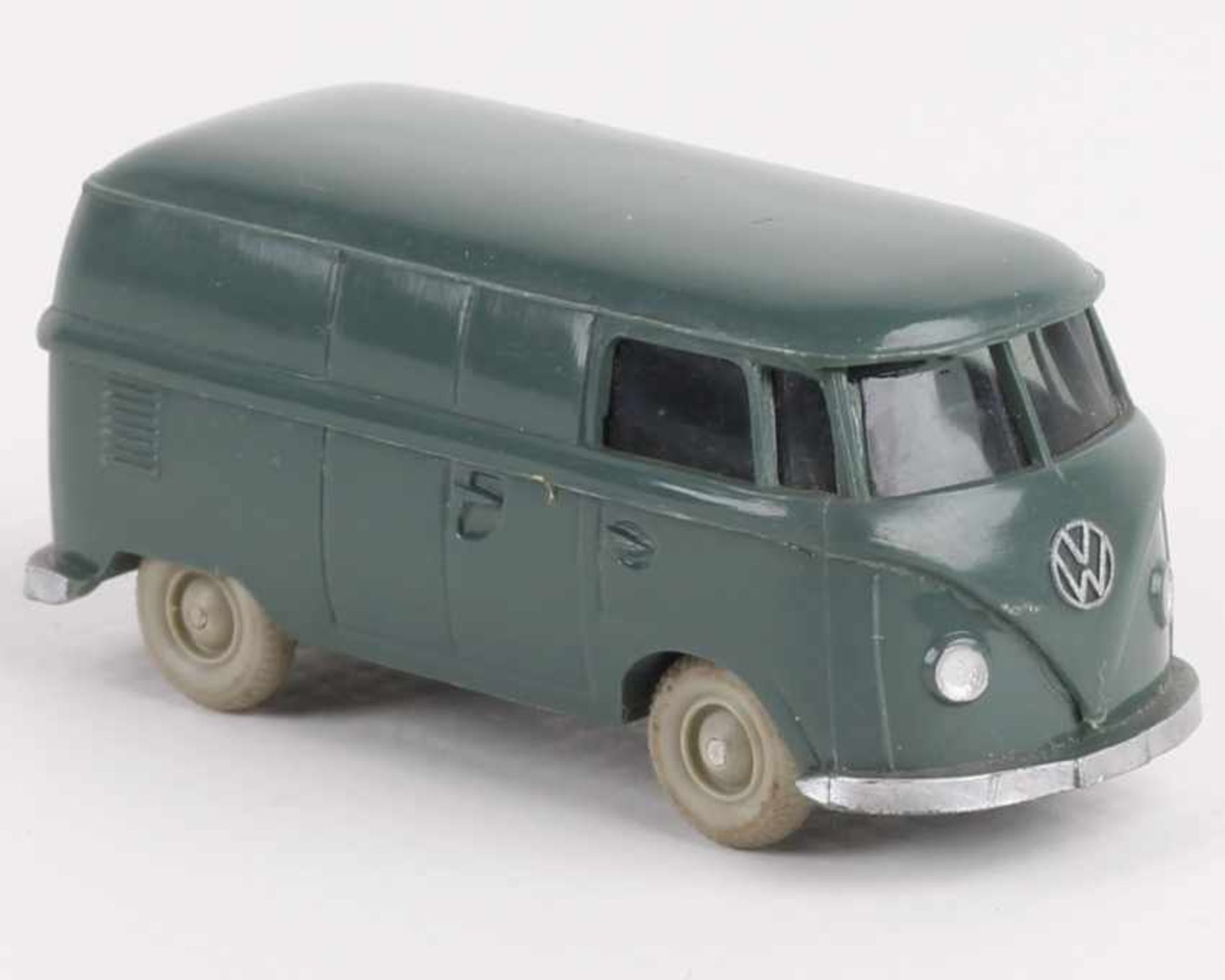 WikingVW Kasten graugrün300/9a, neuwertig