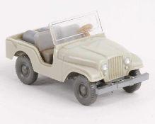 WikingFarmer Jeep h'grünbeige12/1b, neuwertig