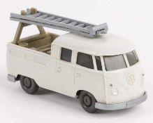 WikingVW Montagewagen perlweiß296/1g, Steg bb, neuwertig