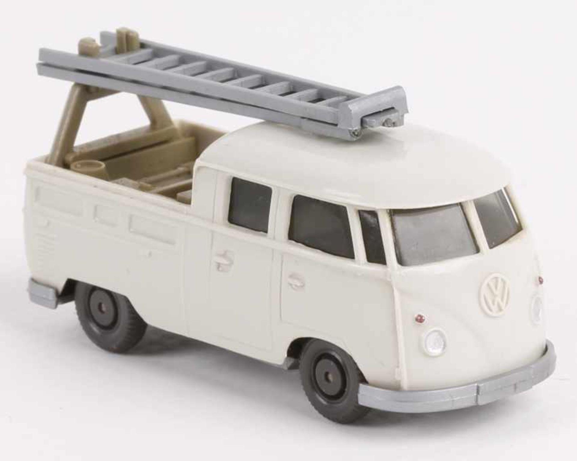 Los 1041 - WikingVW Montagewagen perlweiß296/1g, Steg bb, neuwertig