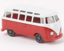 WikingVW Samba Bus papyrusweiß/rosé317/2c, neuwertig