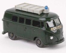 "WikingVW T1 ""Polizei"" tannengrün1030/3f, neuwertig"