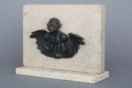 GABRIELLE GRUPELLO (1644 Gerardsbergen - 1730 Schloss Ehrenstein bei Kerkrade) Bronzefigur ¨