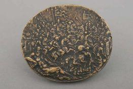 GIOVANNI BERNARDI DA CASTEL BOLOGNESE (1496 Castel Bolognese - 1553 Faenza) Reliefplakette ¨La