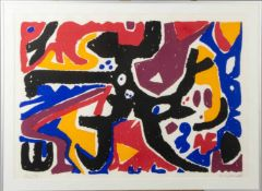 Penck, A.R. 1939 Dresden - Zürich 2017The strong point aus der Mappe Expedition to Holyland.