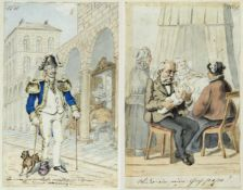 Otting, Ludwig von. 1818 - 1894Wieder ein neuer Großvater. Der Geheimrat verlässt seine