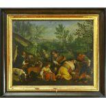 Da Ponte, Jacopo, genannt Bassano (1510/15 Bassano del Grappa - 1592 ebd.) nachDie vier
