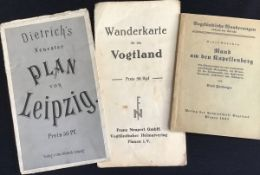 """Broschüre""""Vogtl. Wanderungen abseits der Straße"""" 1. Band """"Rund um den Kapellenberg"""" C.Forberger,"""