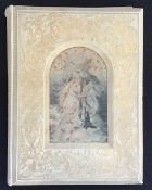 """"""" Undine Mährchen Dichtung"""" v. Friedrich de la Motte Fouqué, illustr. v. Julius Höppner, Verlag G."""