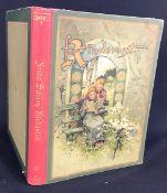 """""""Kinderlust"""" von Frida Schanz Nr. XII, Bielefeld und Leipzig Verlag von Vehlhagen&Klasing mit 12"""